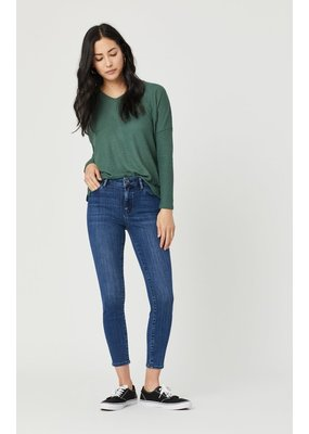 Mavi Jeans Tess Mid Tonal Supersoft