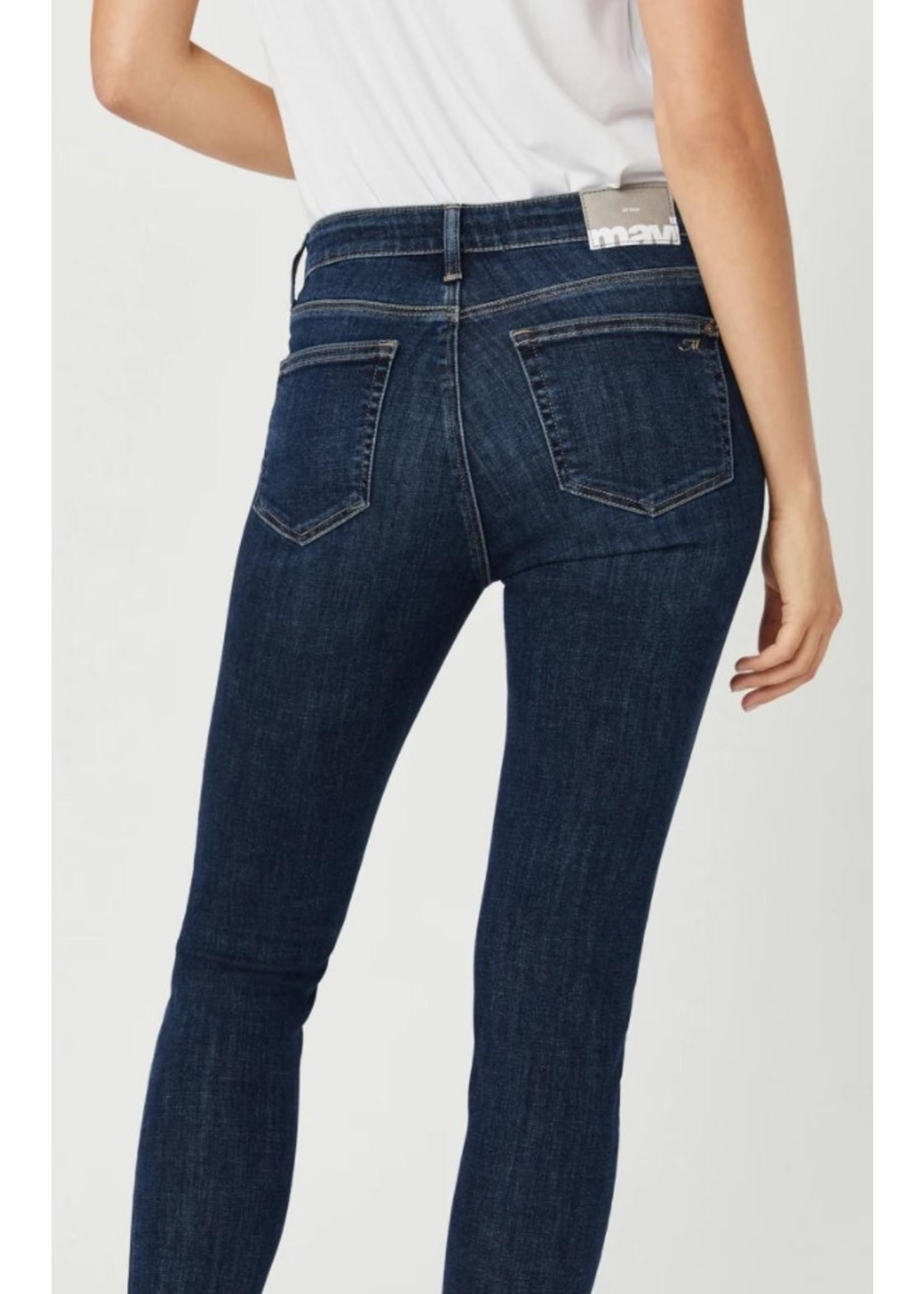 Mavi Jeans Scarlett Deep Feather Blue