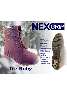 NexGrip Canada Ice Ruby