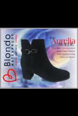 Blondo Aurelia Black Suede