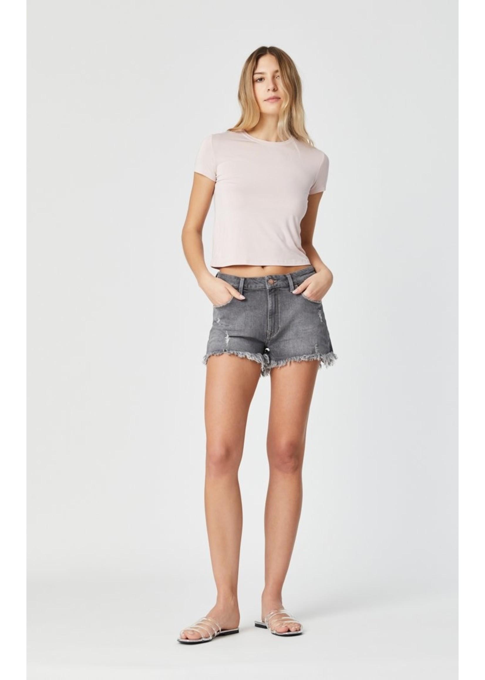 Mavi Jeans Rosie Mid Grey London Stretch