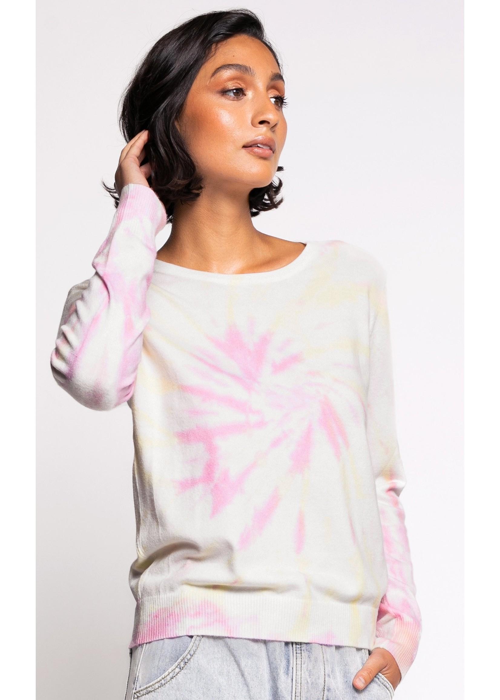 Pink Martini Be Kind Sweater