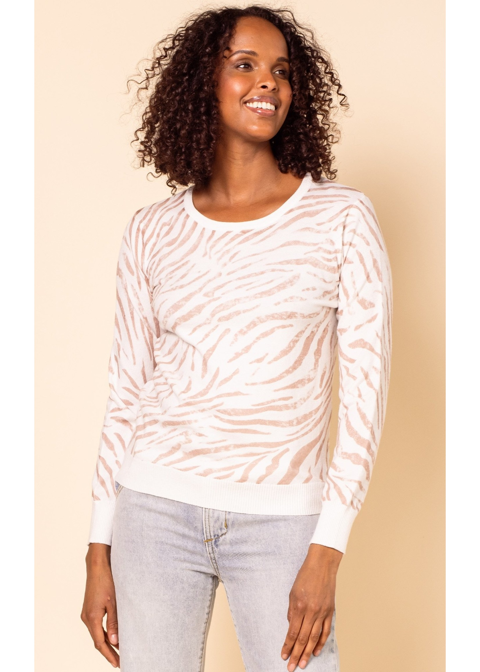 Pink Martini The Boho Sweater