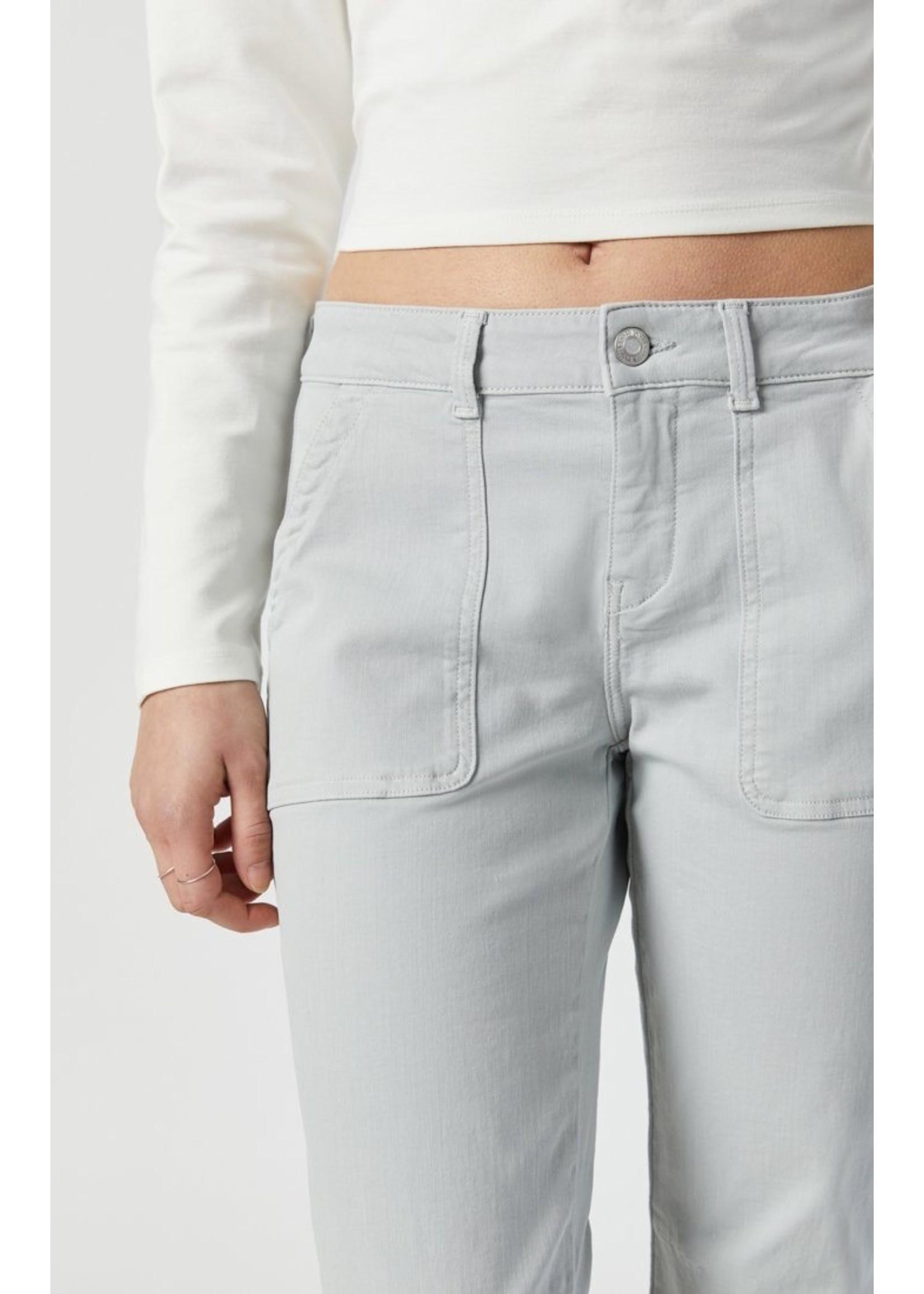 Mavi Jeans Ivy Pearl Blue Twill