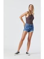 Mavi Jeans Rosie Mid Foggy Ripped Stretch