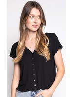 Pink Martini The Maeve Top