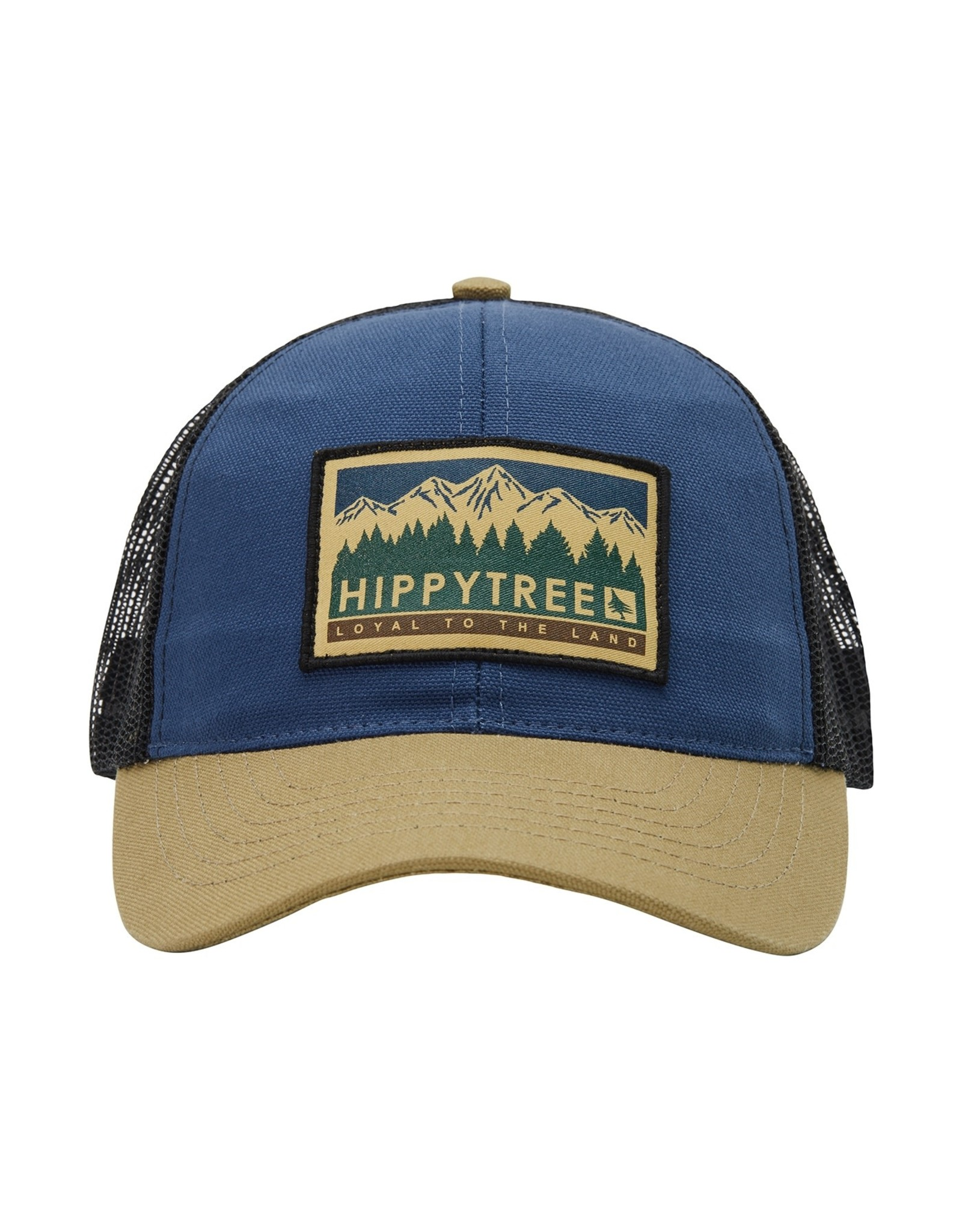 Hippy Tree HT Rangeview Cap: Ocean- O/S