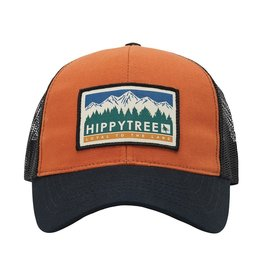 Hippy Tree HT Rangeview Cap: Orange- O/S