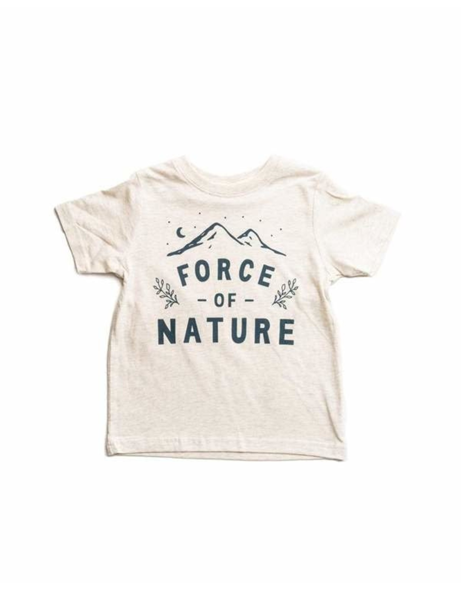 Keep Nature Wild KNW Force Of Nature Toddler T: Natural - 2T