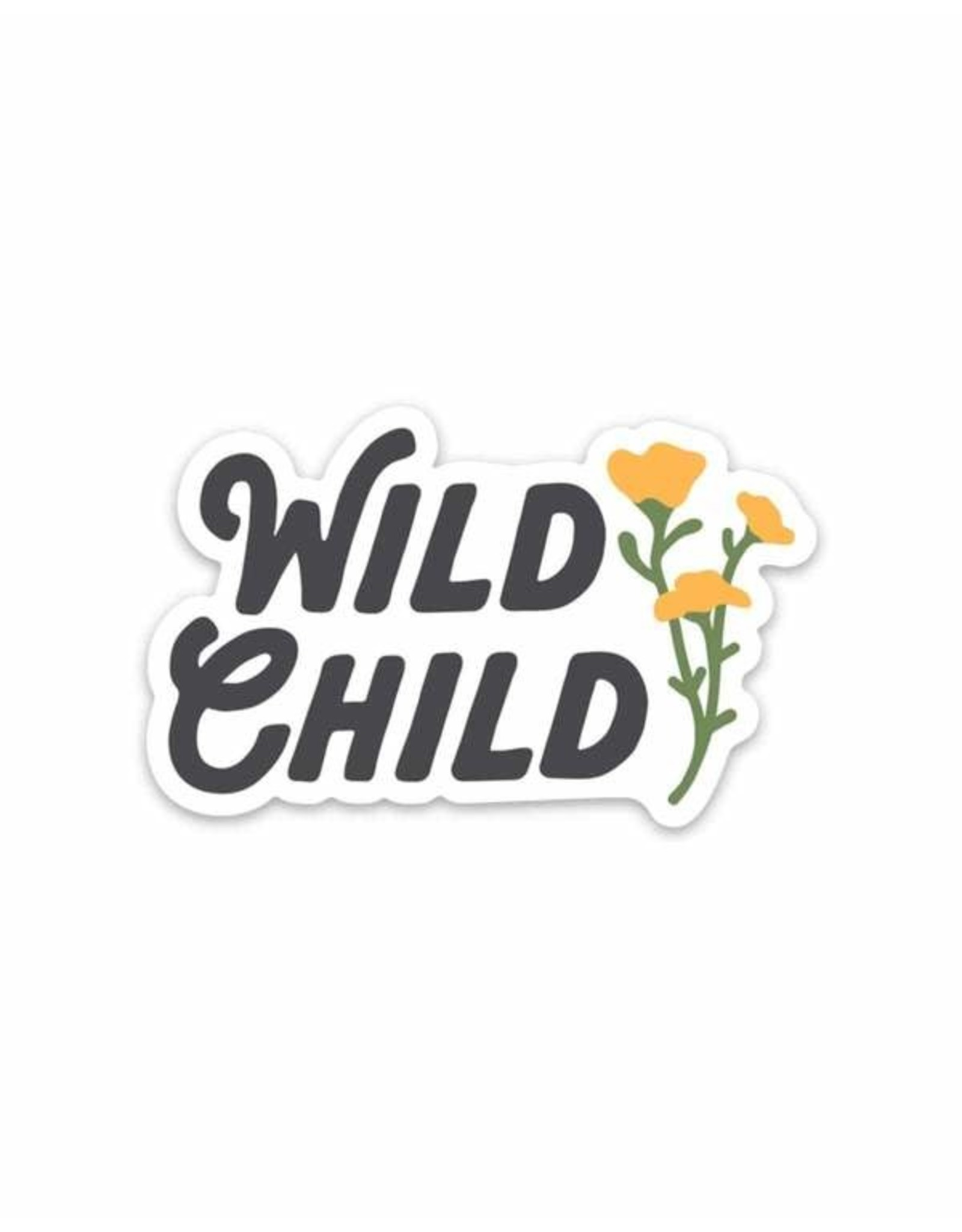 Keep Nature Wild KNW Wild Child Sticker