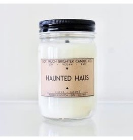SMB Candle: Haunted Haus- 12oz.