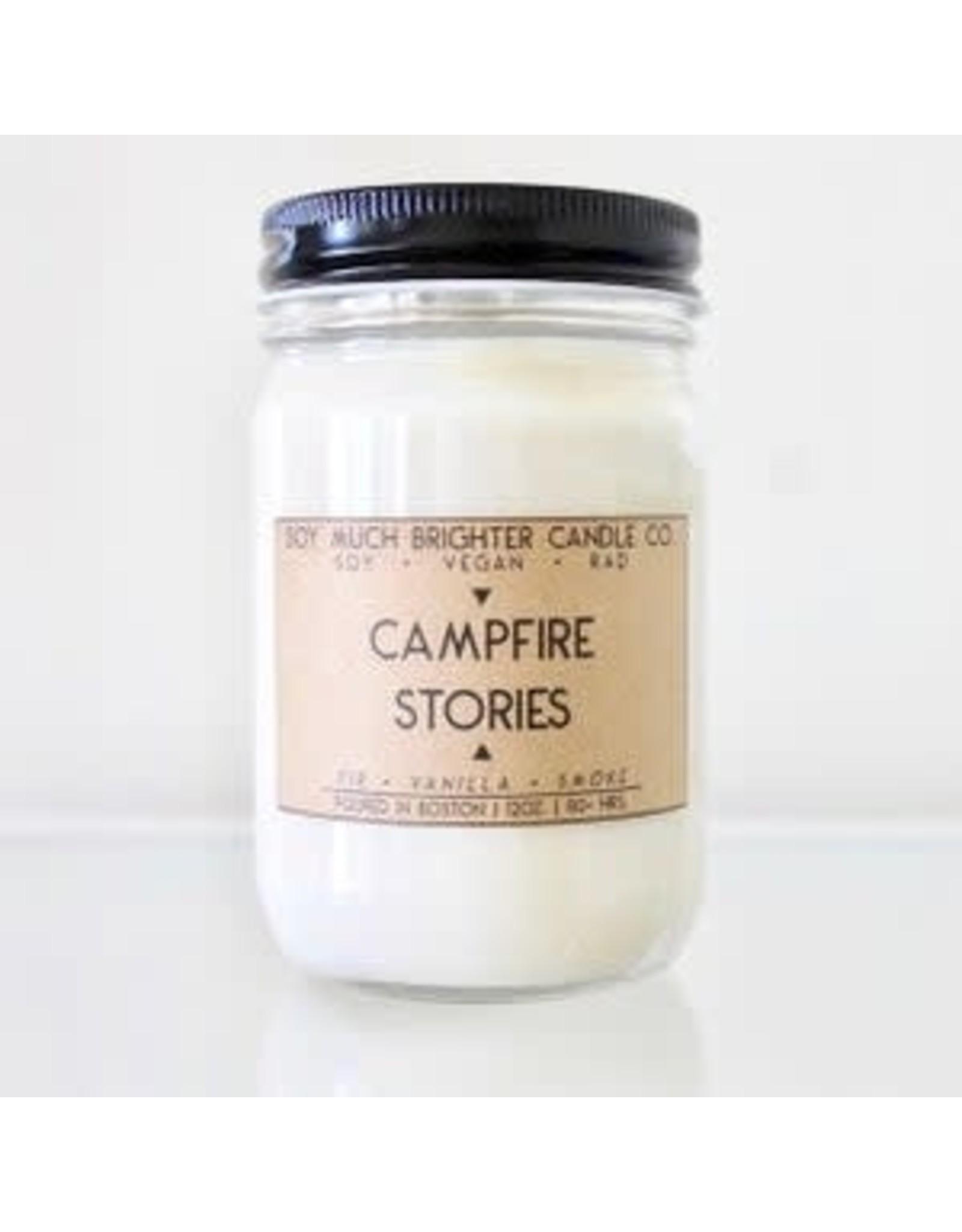 SMB Candle: Campfire Stories- 12oz.