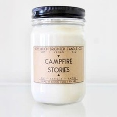 SMB Candle: Campfire Stories- 8oz.