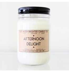 SMB Candle: Afternoon Delight- 12oz.