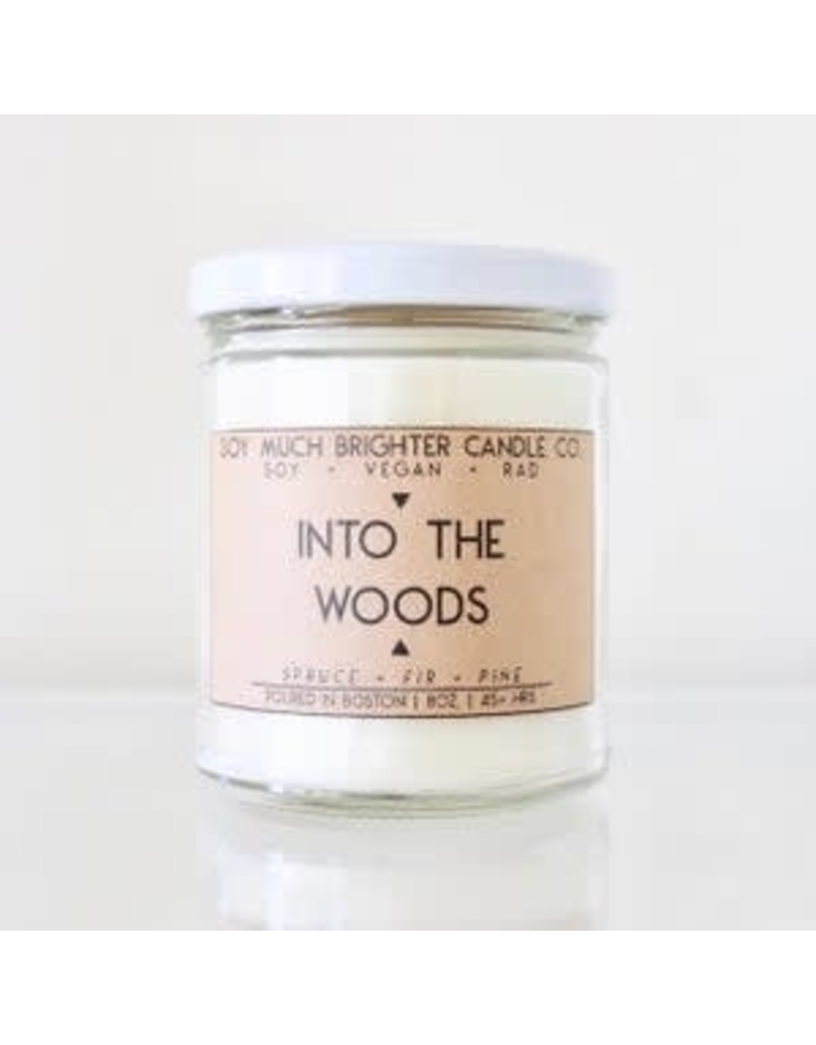 SMB Candle: Into The Woods- 8oz.