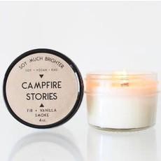 SMB Candle: Campfire Stories- 4oz.