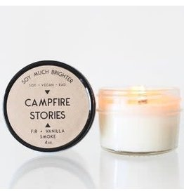 SMB Candle: Campfire Stories- 4oz.