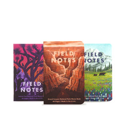 Field Notes National Parks: Series B