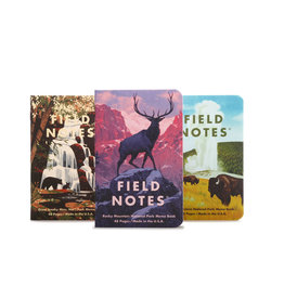 Field Notes National Parks: Series C