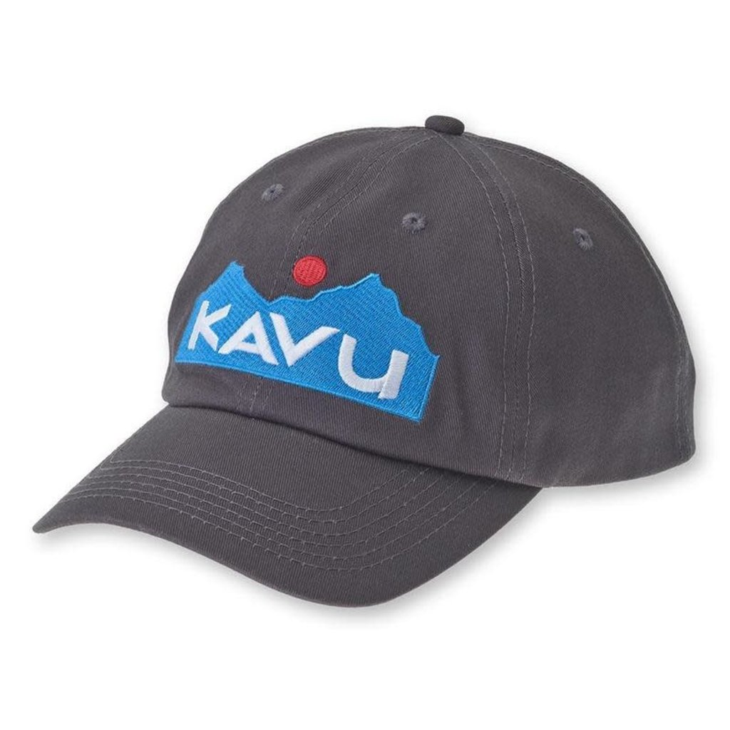 Kavu Kavu No Comb Required: Charcoal