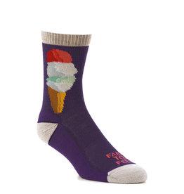 Farm to Feet F2F Kids Ice Cream Crew: Purple- K-L