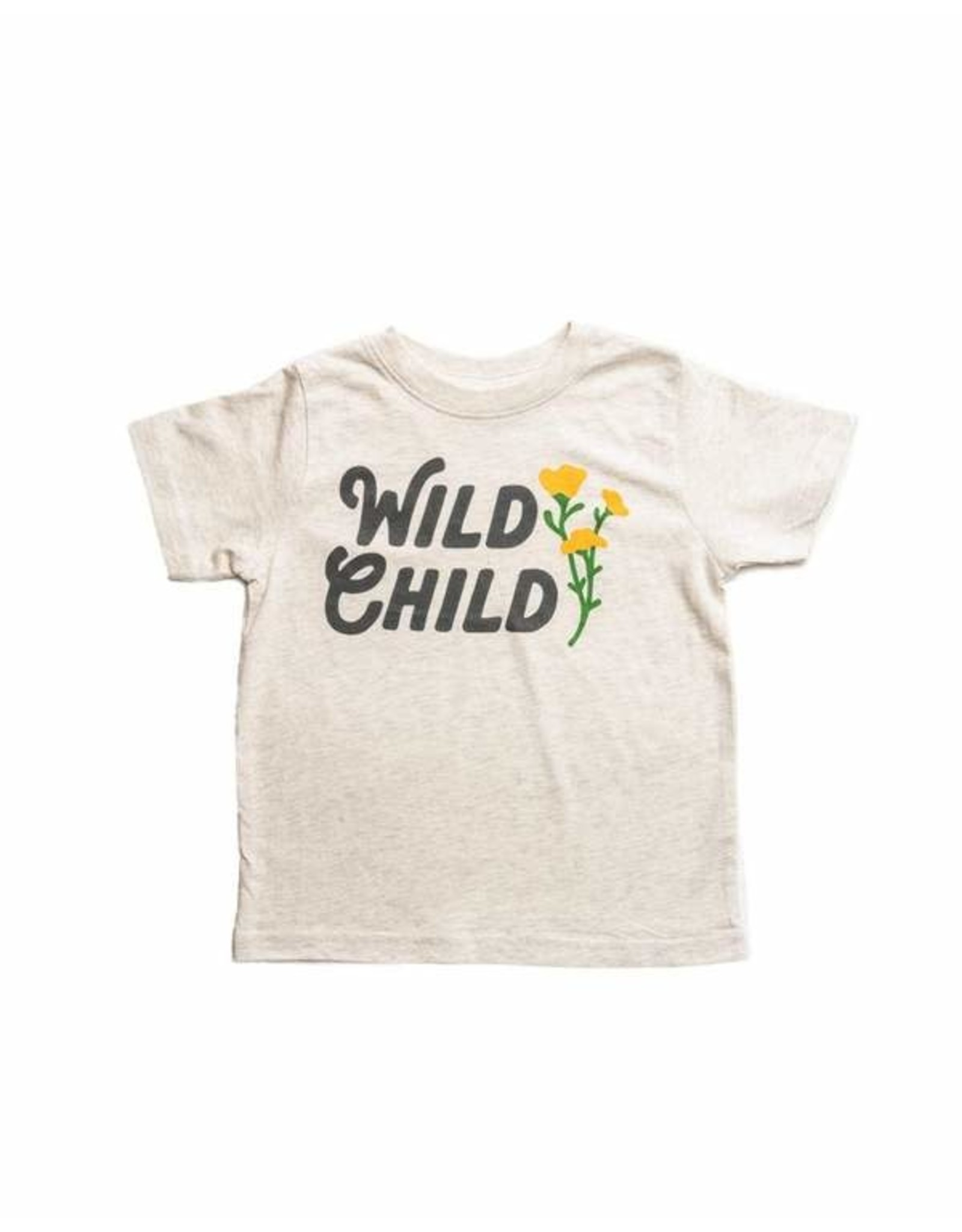 Keep Nature Wild KNW Wild Child Toddler T: Natural - 2T