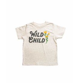 Keep Nature Wild KNW Wild Child Toddler T: Natural - 4T