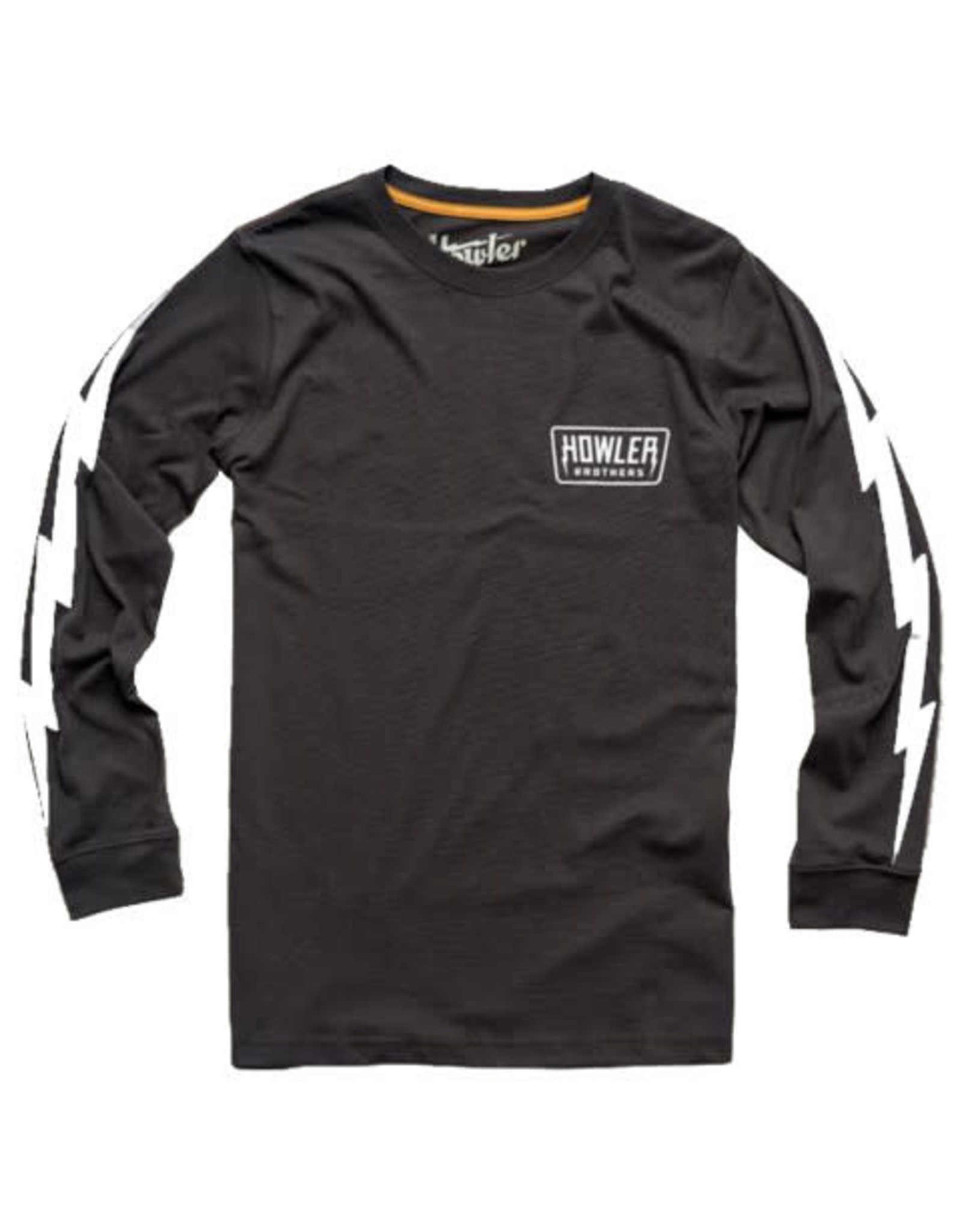 Howler Bros HB Hi T-Shirt - Antique Black- L