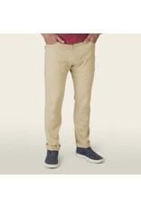 Howler Bros HB Frontside 5-Pocket Pant - Sand - W38 L32