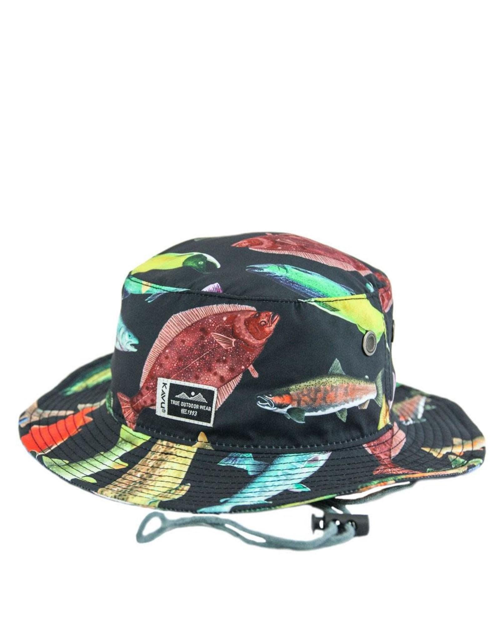 Kavu Kavu BFE Hat: Fish Fest