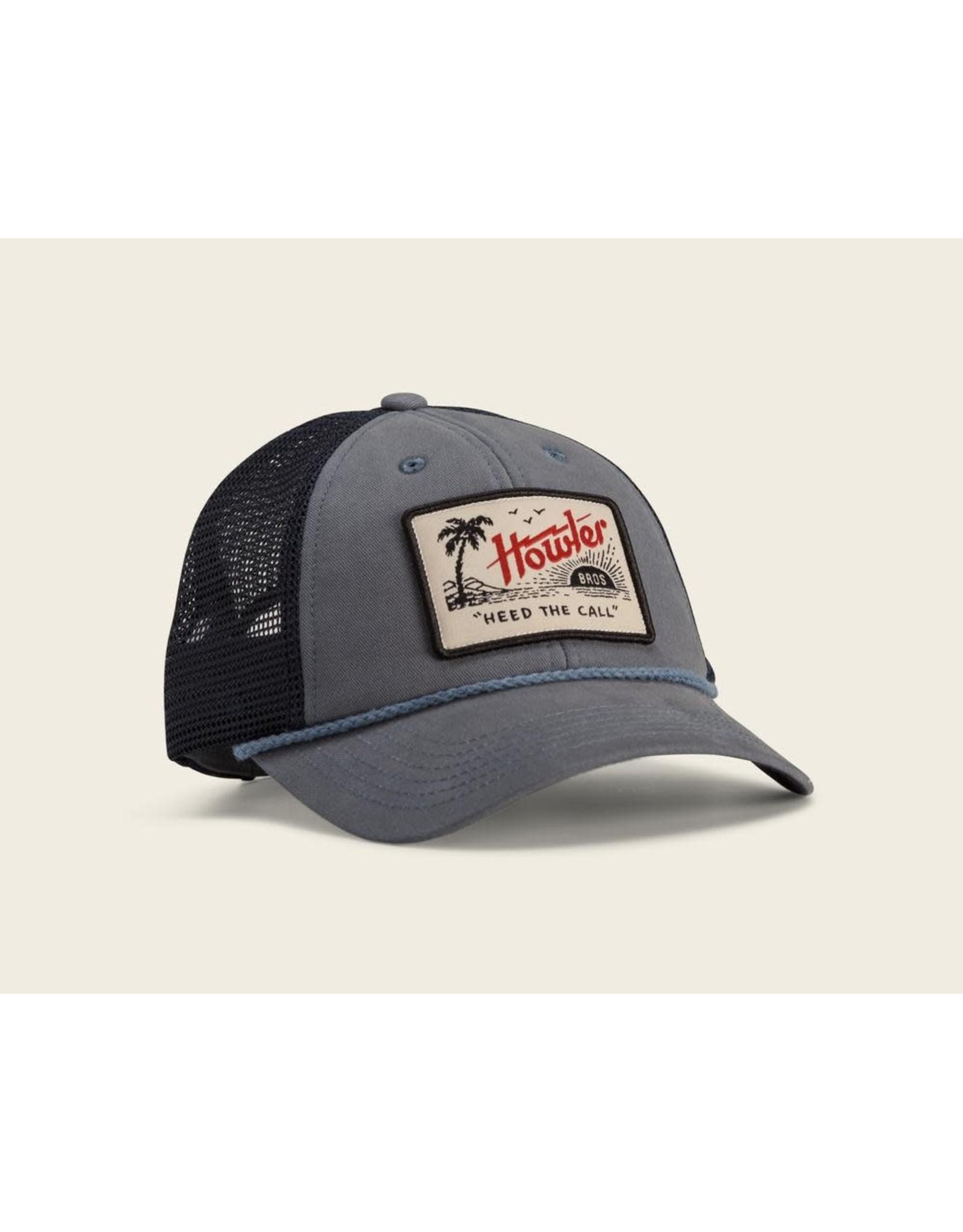 Howler Bros HB Paradise Hat: Navy