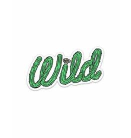 Keep Nature Wild KNW Cactus Wild Sticker