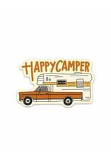 Keep Nature Wild KNW Grampy Camper Sticker