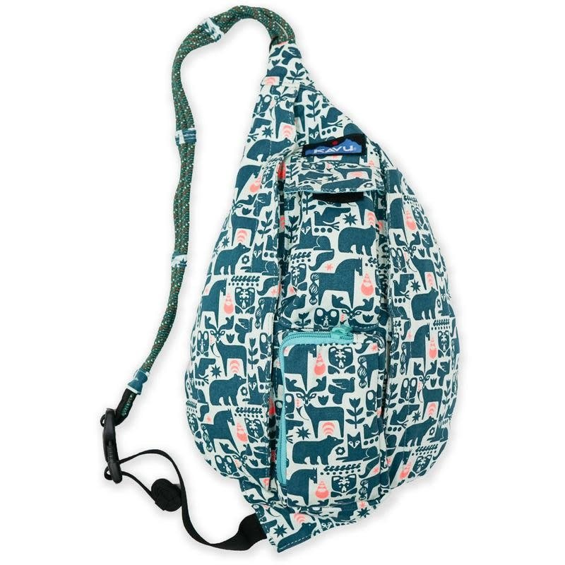Kavu Kavu Rope Bag - Prints