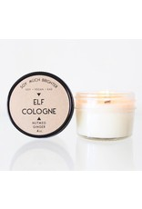 SMB Candle: Elf Cologne- 4oz.