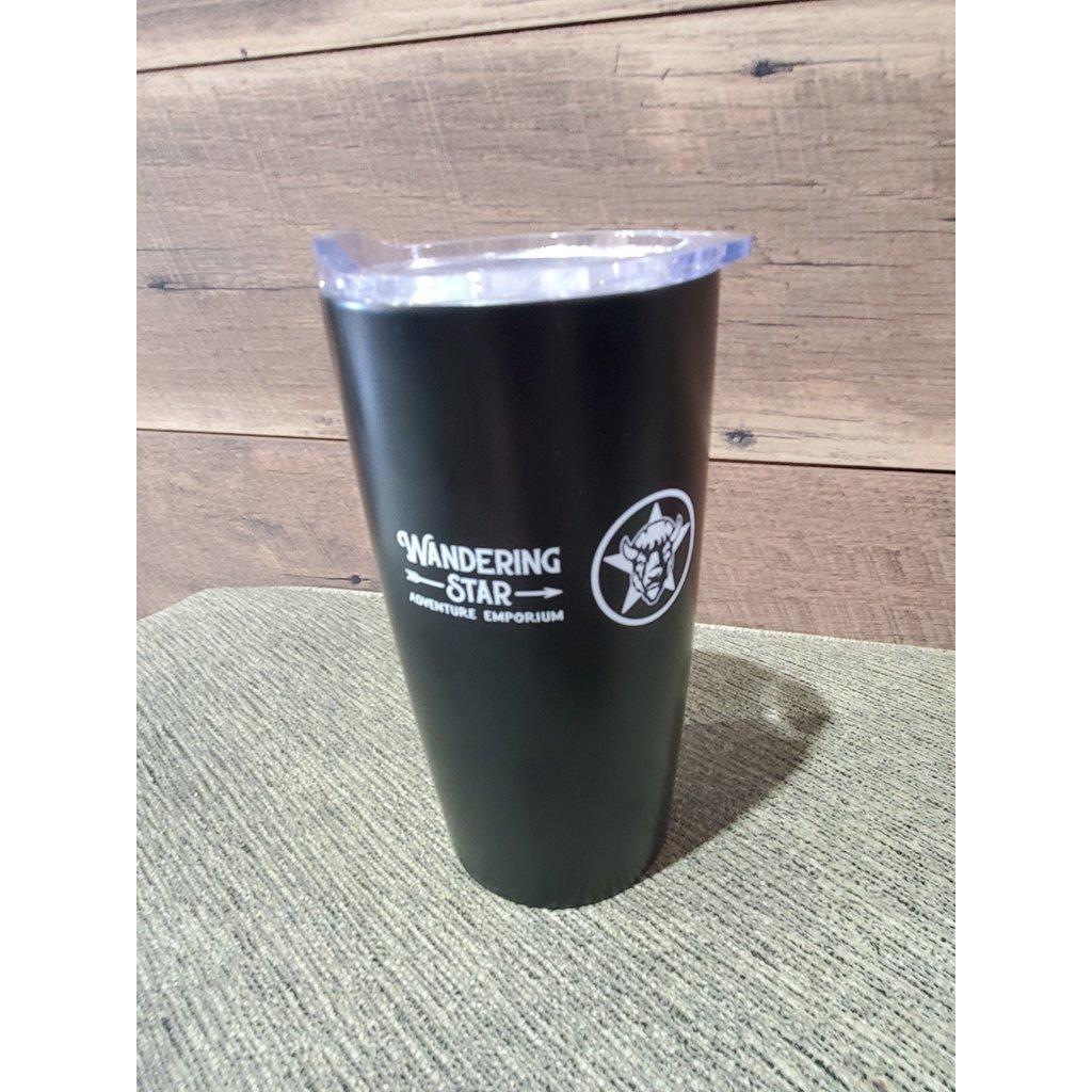 WS 20oz. Coffee Tumbler: Black