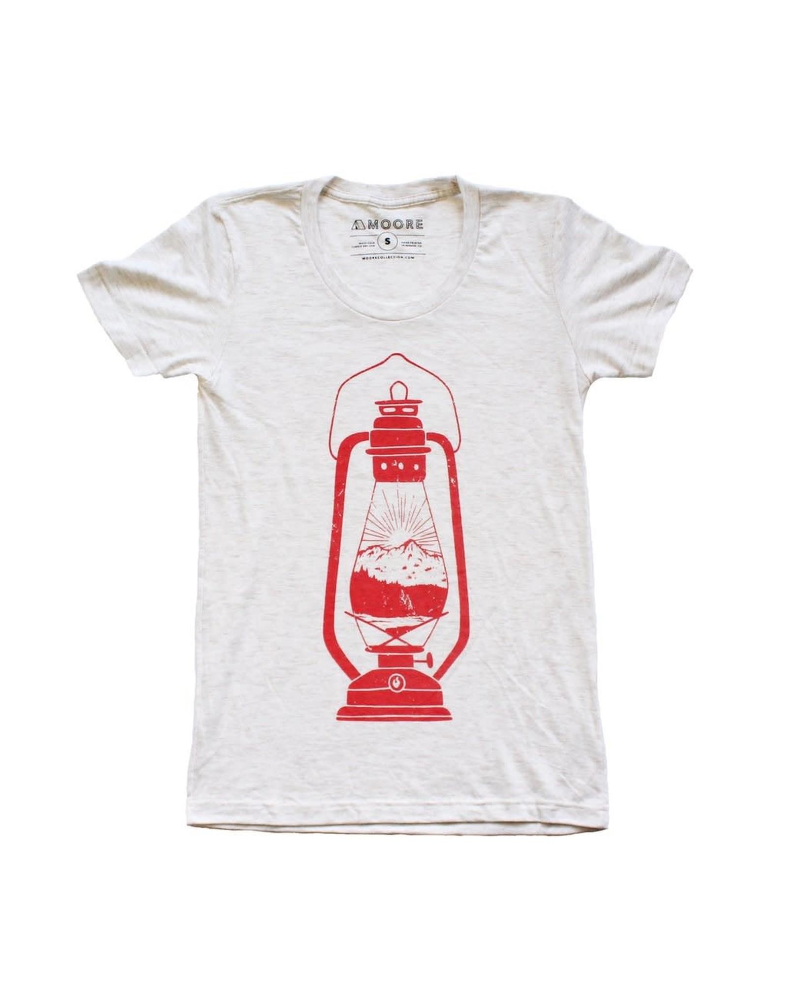 Moore Ladies Lantern T-shirt