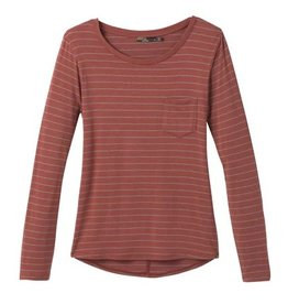 Prana Prana Foundation Long Sleeve Crew