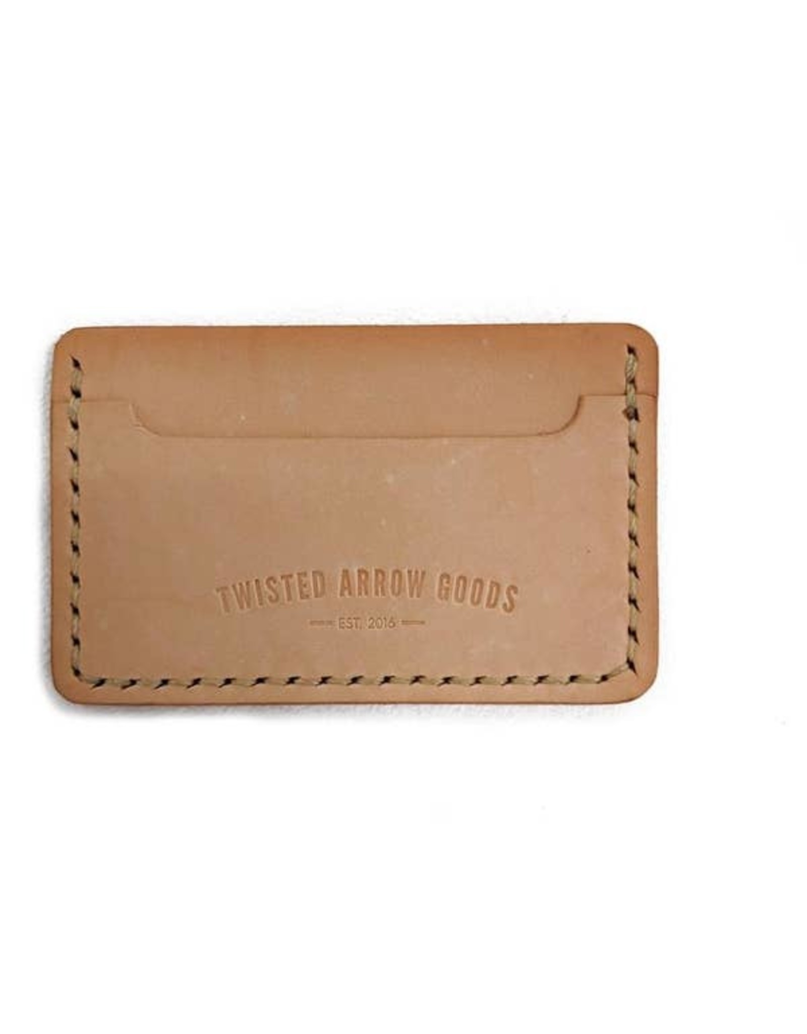 Twisted Arrow Goods Benjamin Wallet