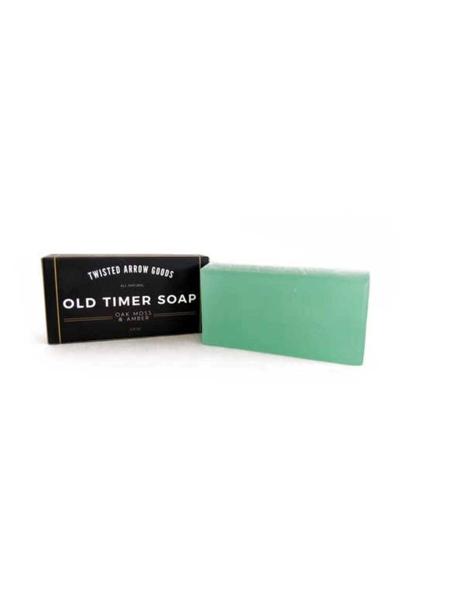 Twisted Arrow Goods Old Timer Soap