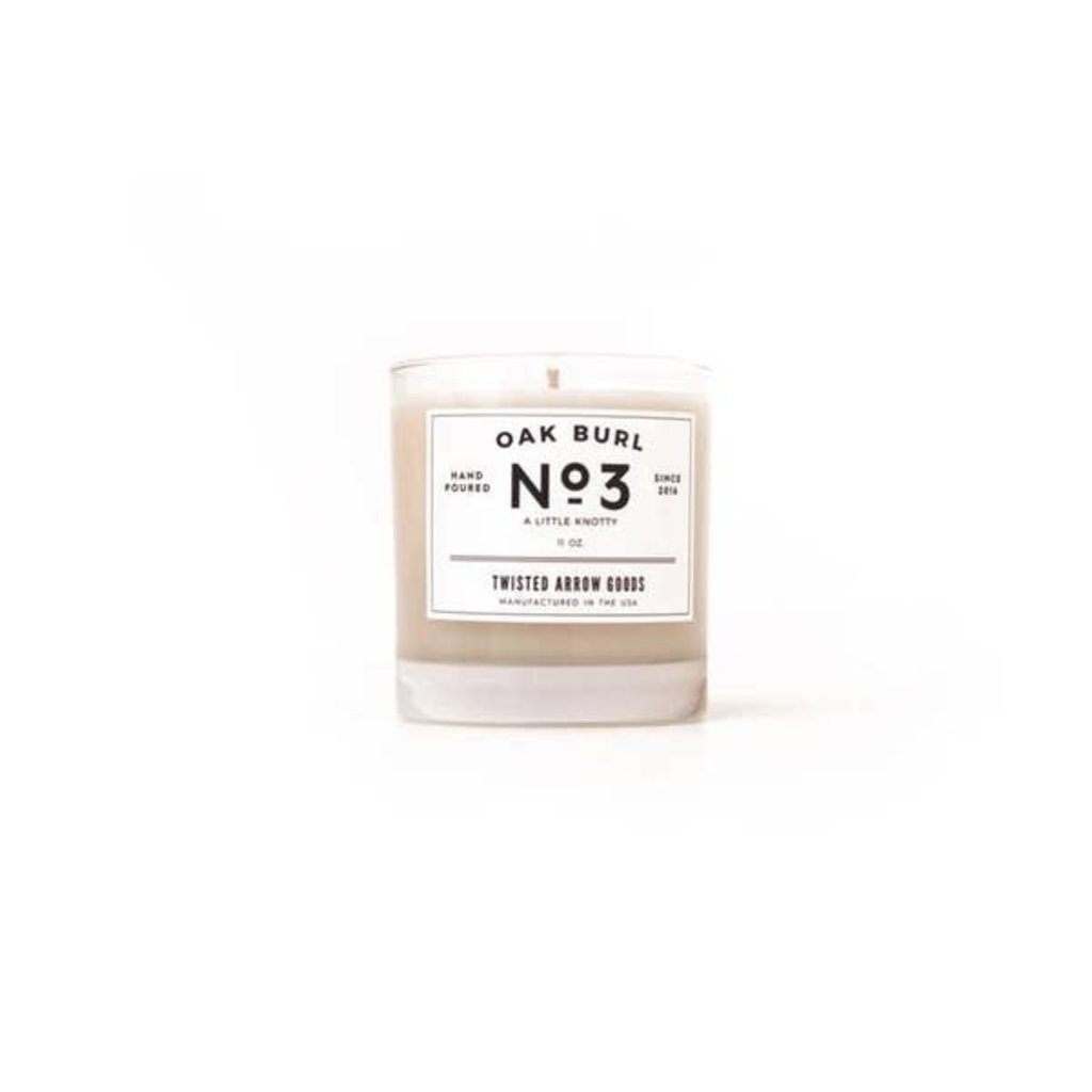 Twisted Arrow Goods Soy Candle