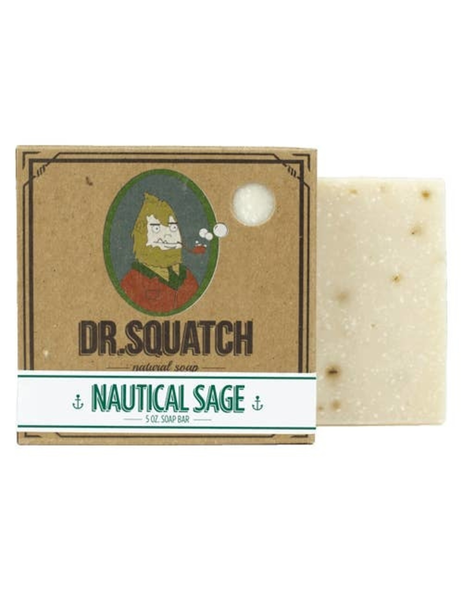 Dr. Squatch Soap Bar