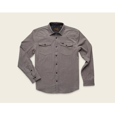 Howler Bros Howler Brothers Stockman Stretch Snapshirt - Mountain Grey