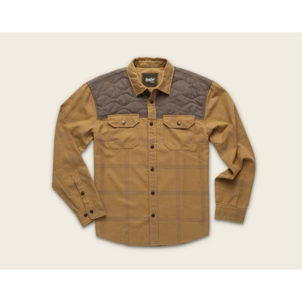 Howler Bros HB Quintana Quilted Flannel-Las Cruces Plaid
