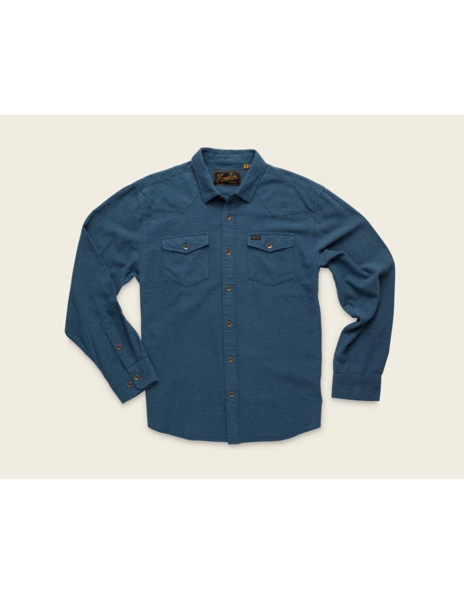 Howler Bros HB Sheridan Shirt - Pinpoints