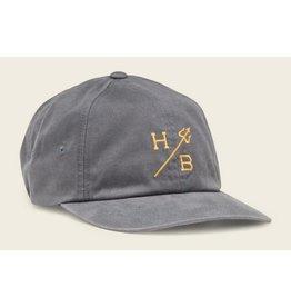 Howler Bros HB Trident Snapback Hat- Graphite