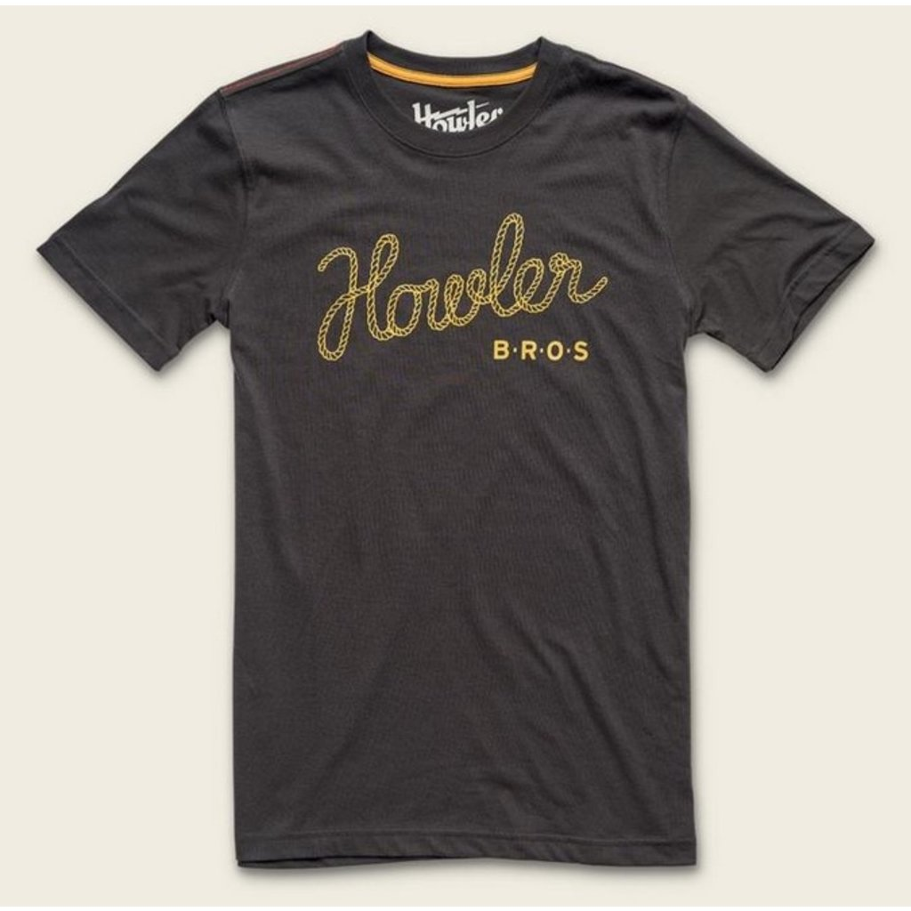 Howler Bros Howler Brothers Howler Tie Down T-Shirt - Antique Black
