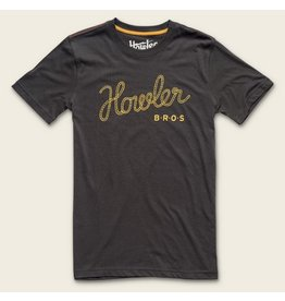 Howler Bros HB Howler Tie Down T-Shirt - Antique Black