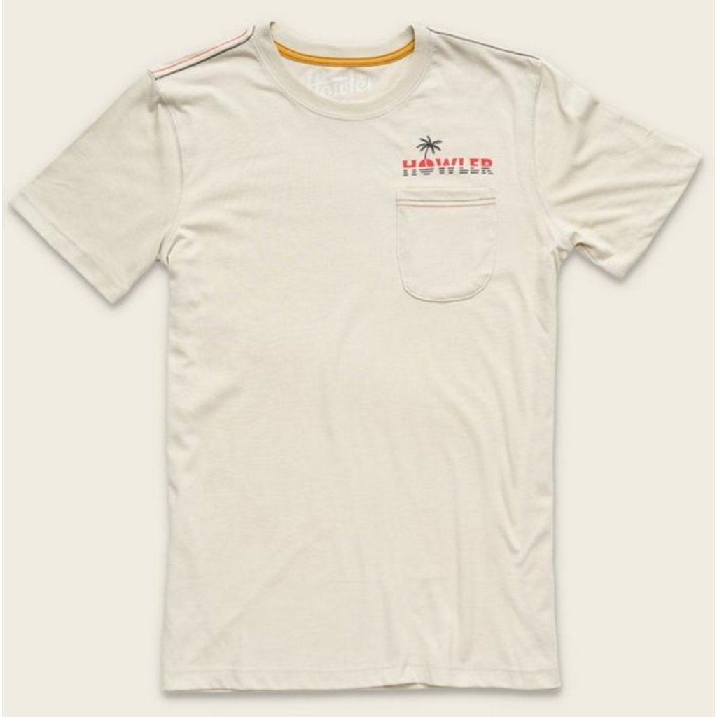Howler Bros HB Howler Horizon Pocket T - Sand