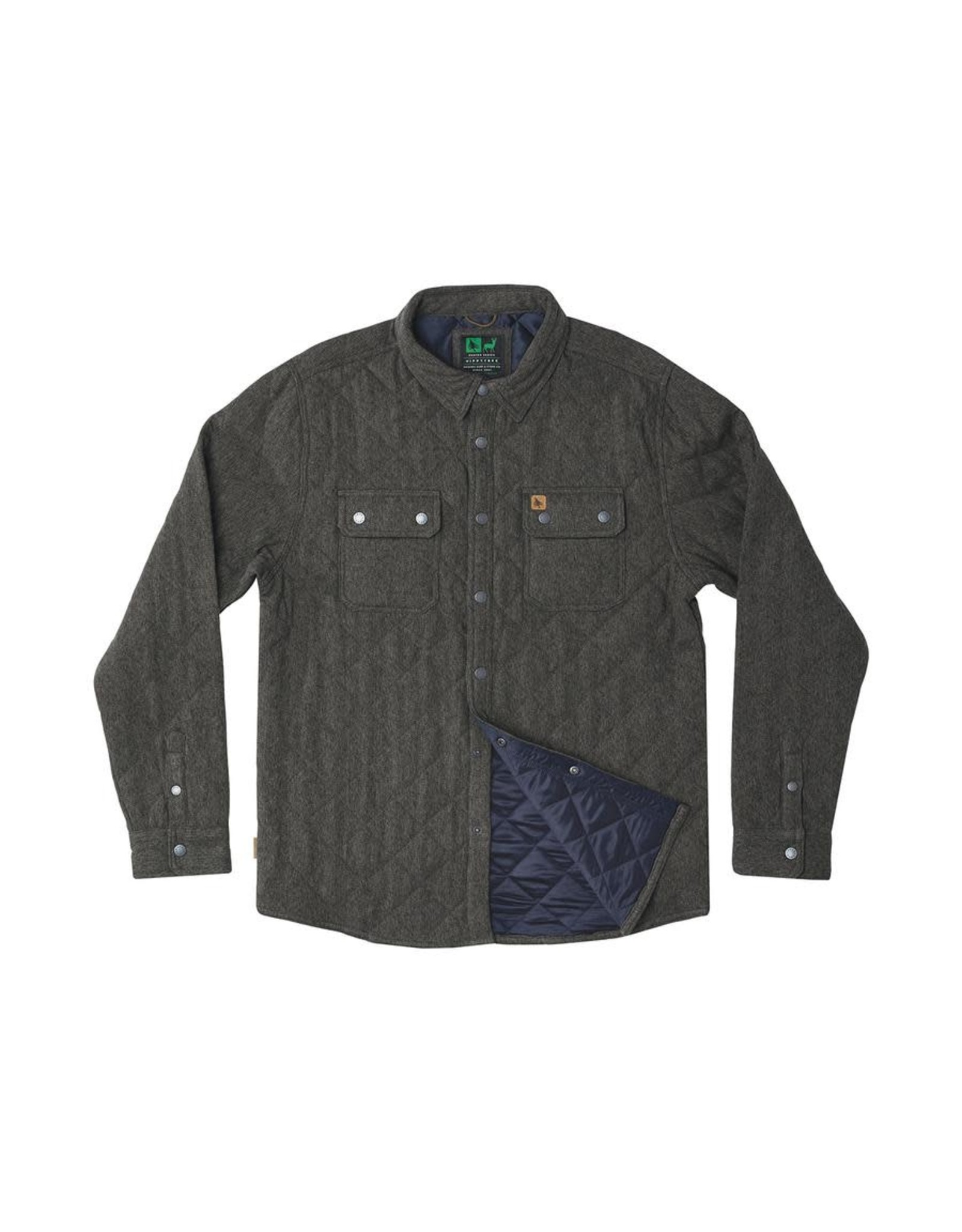 Hippy Tree HT Cutler Jacket: Forest